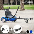Πακέτο Hoverkart + Hoverboard InnovaGoods - Ηλεκτρικό Σκούτερ Μπλε