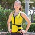 Γυναικείο Αθλητικό Γιλέκο-Κορσές με Επίδραση Σάουνας InnovaGoods - XL