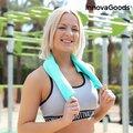 Αθλητική πετσέτα άμεσης ψύξης με επίδραση πάγου InnovaGoods Sport Fitness!