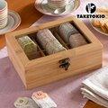 Κουτί Τσαγιού από Μπαμπού TakeTokio