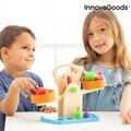 Ξύλινη Ζυγαριά με Εξαρτήματα Treggy InnovaGoods 9 τεμάχια