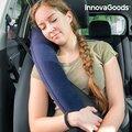 Φουσκωτό Μαξιλάρι Ταξιδιού με Στήριγμα για Καθίσματα InnovaGoods