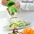 Κόφτης Λαχανικών σε Σπιράλ Mini Spiralicer InnovaGoods