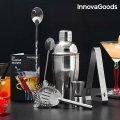 Σετ για Κοκτέιλ με Βιβλίο Συνταγών InnovaGoods (6 Τεμάχια)